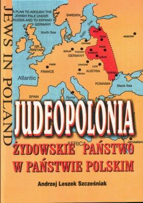 """""""Judeopolonia – żydowskie państwo w państwie polskim"""""""