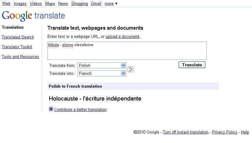 google_translate_pl-fr